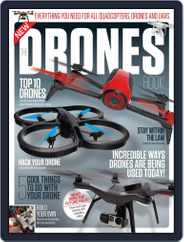 The Drones Book Magazine (Digital) Subscription July 27th, 2016 Issue