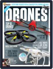 The Drones Book Magazine (Digital) Subscription March 1st, 2016 Issue