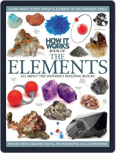 How It Works Book of the Elements Magazine (Digital) March 27th, 2014 Issue Cover