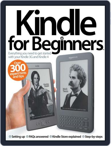 Kindle For Beginners Magazine (Digital) May 31st, 2012 Issue Cover