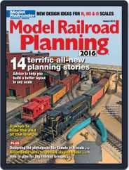 Model Railroad Planning (Digital) Subscription January 1st, 2016 Issue