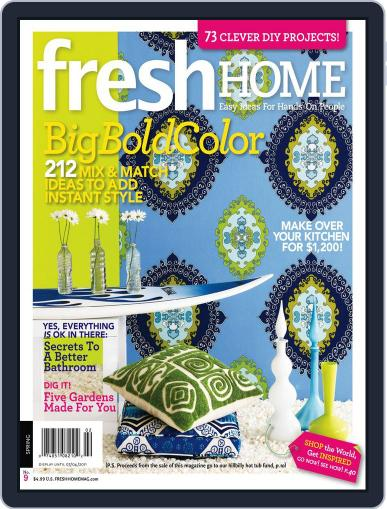 Fresh Home (Digital) April 18th, 2011 Issue Cover