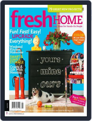 Fresh Home (Digital) March 12th, 2011 Issue Cover