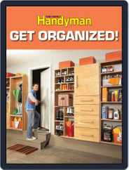 The Family Handyman Get Organized! (Digital) Subscription June 15th, 2012 Issue