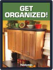 The Family Handyman Get Organized! (Digital) Subscription February 20th, 2012 Issue