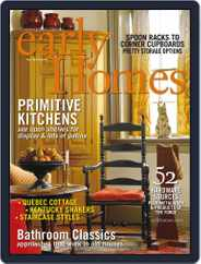 Early Homes Magazine (Digital) Subscription December 1st, 2015 Issue