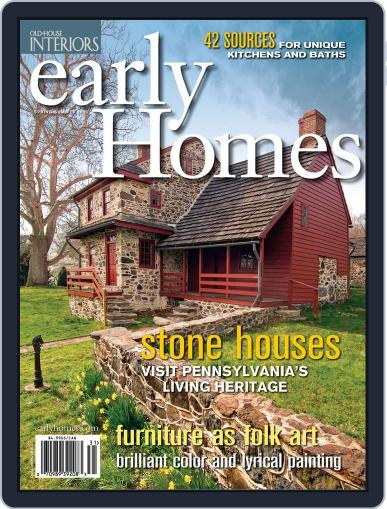 Early Homes Magazine (Digital) March 5th, 2013 Issue Cover