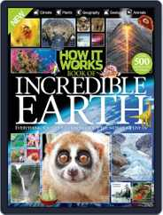 How It Works Book of Incredible Earth Magazine (Digital) Subscription December 23rd, 2014 Issue