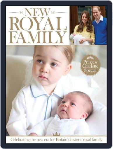 New Royal Family July 15th, 2015 Digital Back Issue Cover