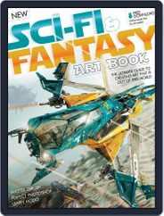The SciFi & Fantasy Art Book Magazine (Digital) Subscription October 7th, 2015 Issue