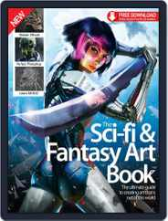 The SciFi & Fantasy Art Book Magazine (Digital) Subscription November 13th, 2014 Issue
