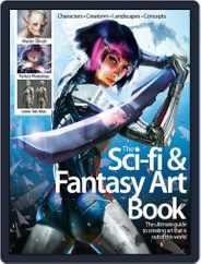 The SciFi & Fantasy Art Book Magazine (Digital) Subscription December 18th, 2013 Issue