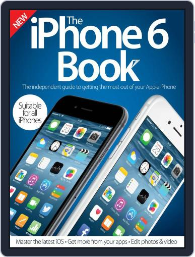 The iPhone Book March 4th, 2015 Digital Back Issue Cover