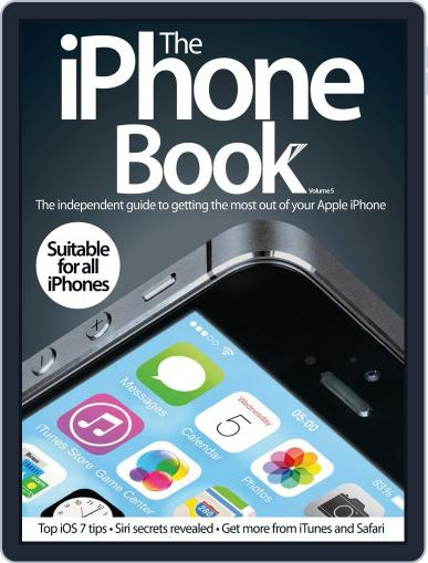 The iPhone Book March 19th, 2014 Digital Back Issue Cover