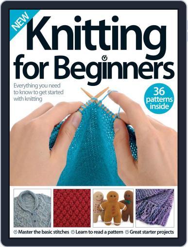 Knitting for Beginners Magazine (Digital) November 4th, 2015 Issue Cover