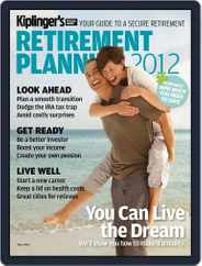Kiplinger's Retirement Planning Magazine (Digital) Subscription May 10th, 2012 Issue