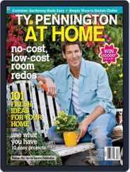 Ty Pennington At Home (Digital) Subscription June 1st, 2009 Issue