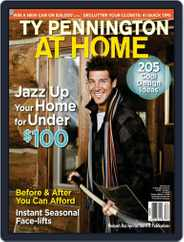 Ty Pennington At Home (Digital) Subscription September 5th, 2008 Issue