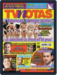 Tvnotas Especiales Magazine (Digital) Subscription April 16th, 2019 Issue
