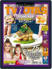 Tvnotas Especiales Magazine (Digital) Subscription August 1st, 2018 Issue