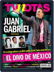 Tvnotas Especiales Magazine (Digital) Subscription August 31st, 2016 Issue