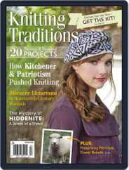 Knitting Traditions Magazine (Digital) Subscription September 1st, 2015 Issue