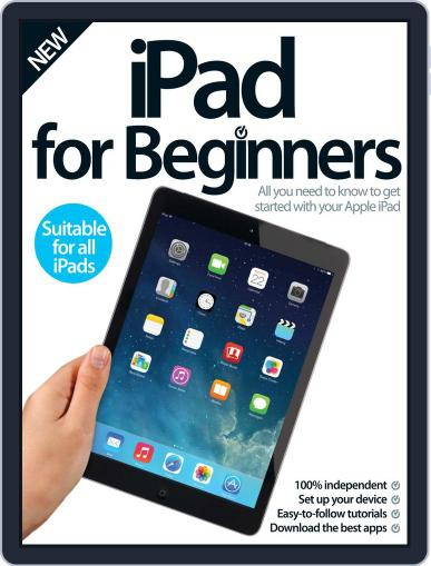 iPad for Beginners United Kingdom September 3rd, 2014 Digital Back Issue Cover