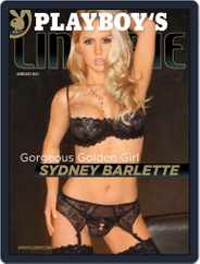 Playboy's Lingerie (Digital) Subscription May 1st, 2012 Issue