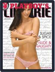 Playboy's Lingerie (Digital) Subscription April 28th, 2010 Issue