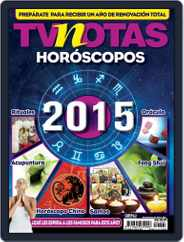 Tv Notas Horóscopos Magazine (Digital) Subscription December 5th, 2014 Issue