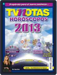 Tv Notas Horóscopos Magazine (Digital) Subscription November 13th, 2012 Issue