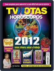 Tv Notas Horóscopos Magazine (Digital) Subscription December 10th, 2011 Issue