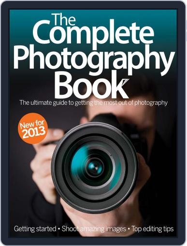 The Complete Photography Book Magazine (Digital) July 24th, 2013 Issue Cover