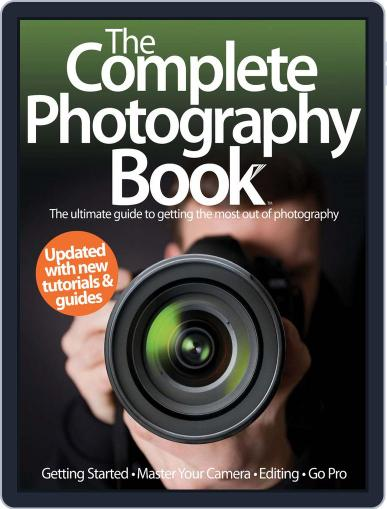 The Complete Photography Book Magazine (Digital) September 28th, 2012 Issue Cover
