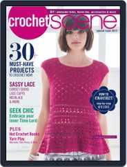 Crochetscene (Digital) Subscription August 1st, 2015 Issue