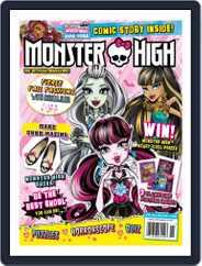 Monster High Magazine (Digital) Subscription November 1st, 2017 Issue