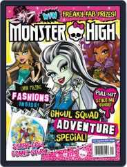 Monster High Magazine (Digital) Subscription September 1st, 2017 Issue