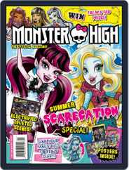 Monster High Magazine (Digital) Subscription July 1st, 2017 Issue