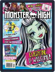 Monster High Magazine (Digital) Subscription January 1st, 2017 Issue