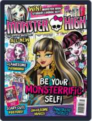 Monster High Magazine (Digital) Subscription June 1st, 2016 Issue