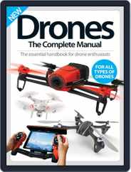 Drones The Complete Manual Magazine (Digital) Subscription April 1st, 2016 Issue