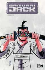 Samurai Jack Magazine (Digital) Subscription April 1st, 2015 Issue