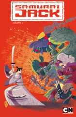 Samurai Jack Magazine (Digital) Subscription July 1st, 2014 Issue