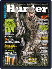 MODERN HUNTER 2016 Magazine (Digital) Subscription August 17th, 2017 Issue