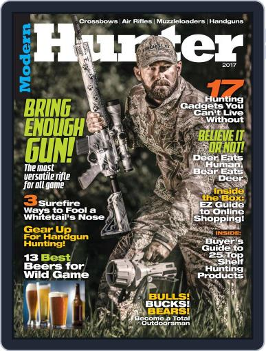 MODERN HUNTER 2016 Magazine (Digital) August 17th, 2017 Issue Cover