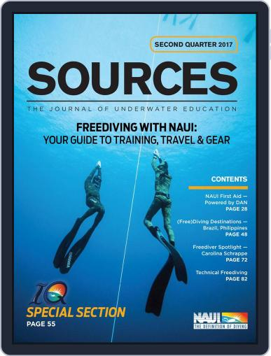Sources (Digital) April 1st, 2017 Issue Cover