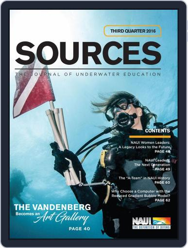 Sources (Digital) August 3rd, 2016 Issue Cover