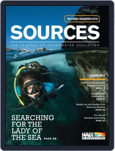 Sources (Digital) May 16th, 2016 Issue Cover