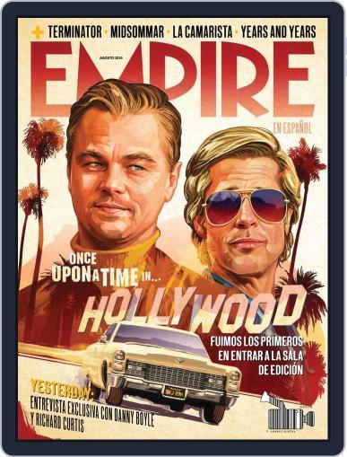 Empire en español (Digital) August 1st, 2019 Issue Cover