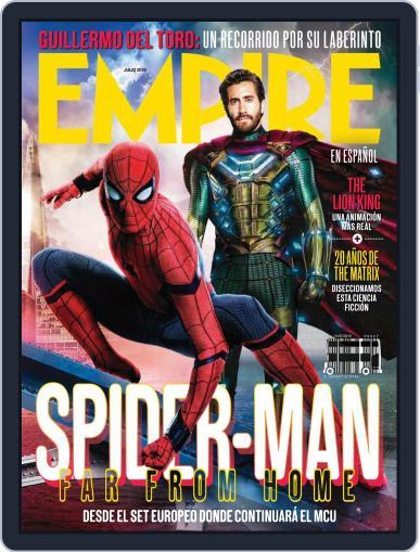 Empire en español (Digital) July 1st, 2019 Issue Cover
